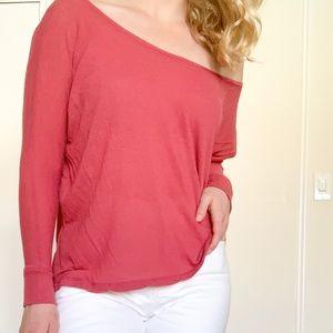 Aerie Gauze Long-sleeve Shirt